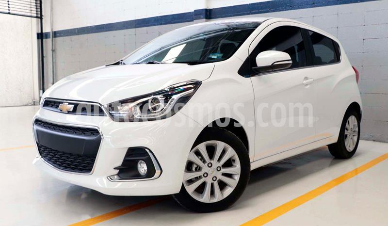 Chevrolet Spark LT usado (2020) color Blanco precio $213,000