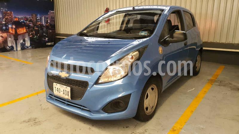 Chevrolet Spark LS usado (2015) color Azul precio $105,000