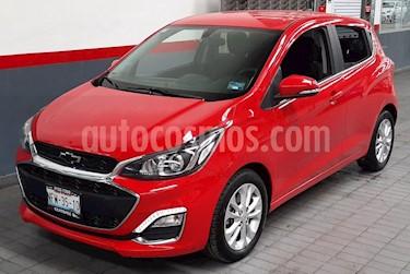 Chevrolet Spark Premier CVT usado (2019) color Rojo precio $219,000
