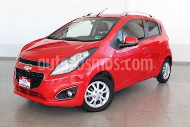 Chevrolet Spark 5p LTZ L4/1.2 Man usado (2015) color Rojo precio $132,000