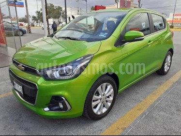 Chevrolet Spark 5P HB LT HOT 1.4L TM5 A/AC. F.NIEBLA RA-15 (NUEVA usado (2016) color Verde precio $165,000