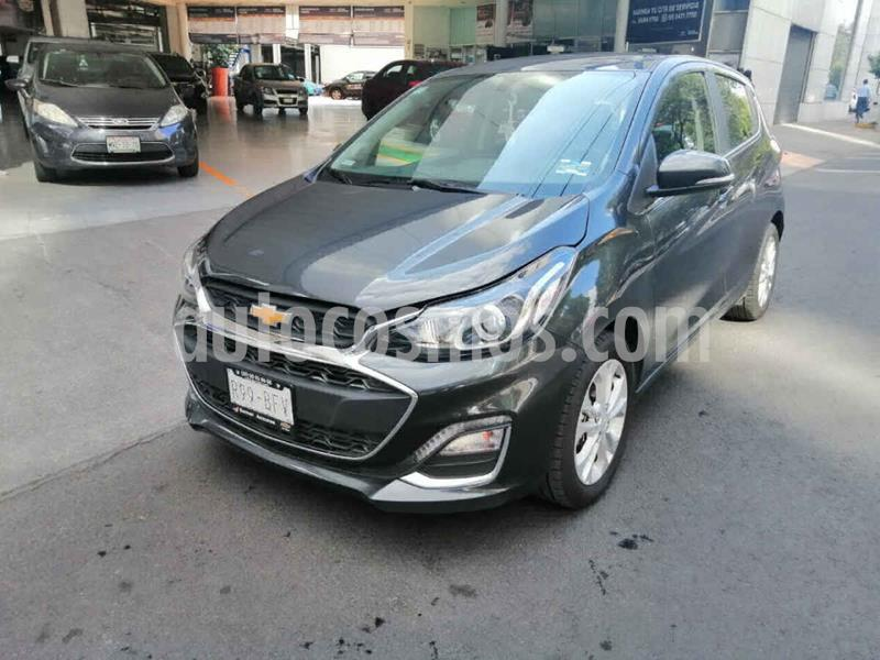 Chevrolet Spark Premier usado (2020) color Gris precio $219,000