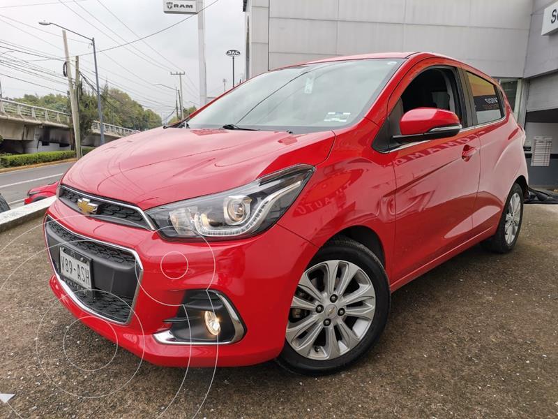 Chevrolet Spark LTZ CVT usado (2018) color Rojo precio $183,000