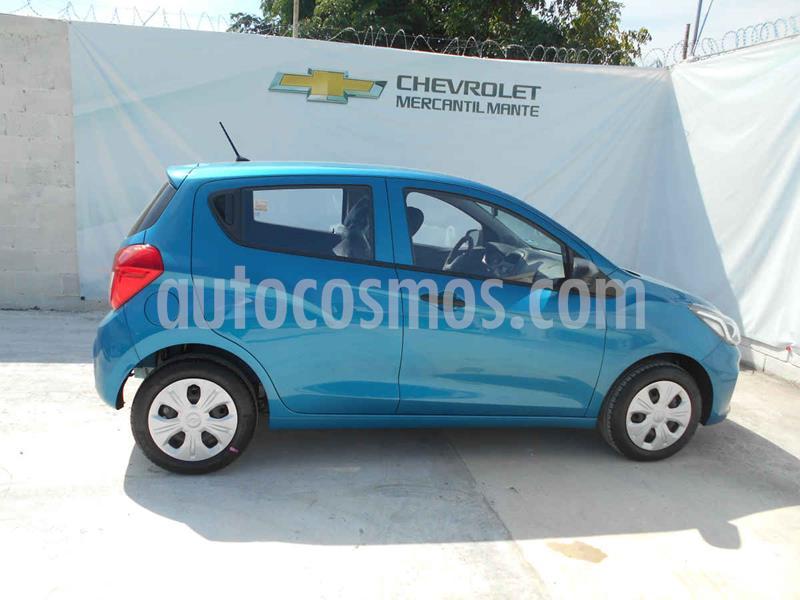 Chevrolet Spark LT nuevo color Azul precio $244,400