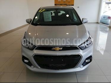 Chevrolet Spark LTZ usado (2017) color Plata precio $175,000