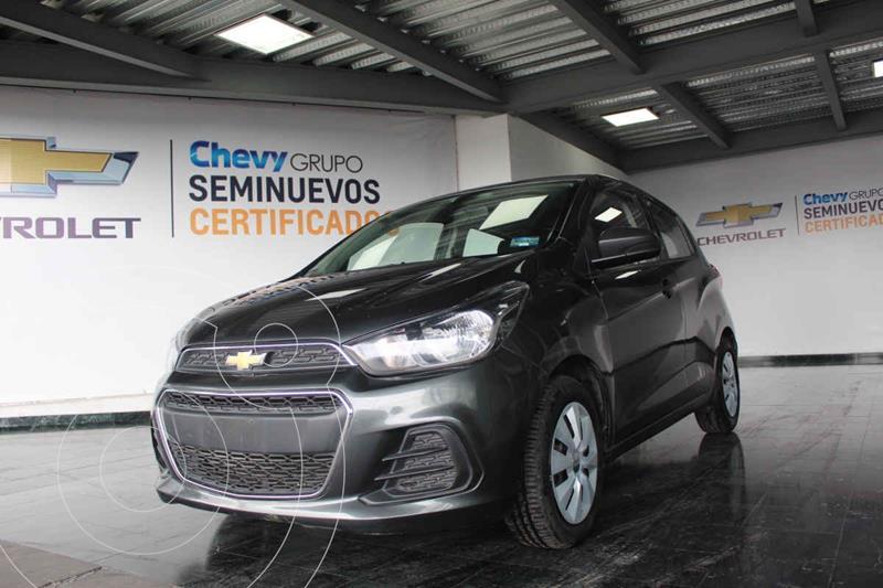 Chevrolet Spark LT usado (2018) color Gris precio $175,000