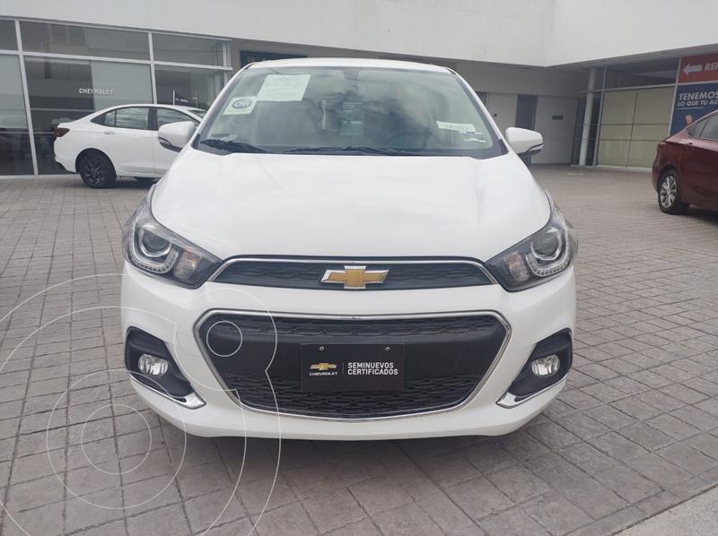 Foto Chevrolet Spark LTZ usado (2018) color Blanco precio $208,000