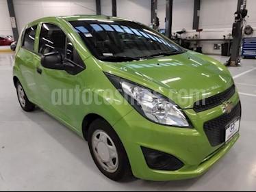 Chevrolet Spark 5P HB LT TM5 A/AC. CD usado (2014) color Verde precio $108,000