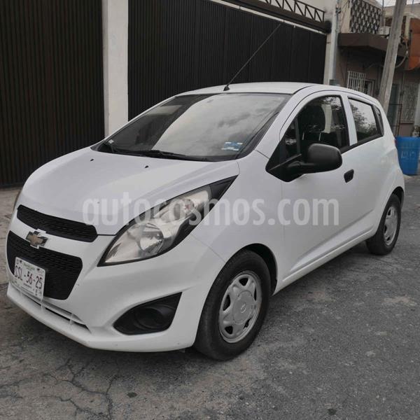 Chevrolet Spark LT usado (2014) color Blanco precio $85,000