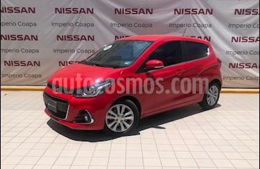 Chevrolet Spark LTZ CVT usado (2018) color Rojo Flama precio $189,000