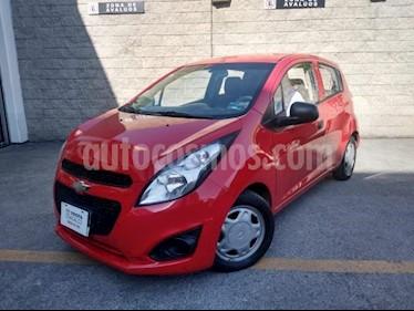 Chevrolet Spark 5P HB LT CLASICO 1.2L TM5 A/AC. usado (2016) color Rojo precio $99,000