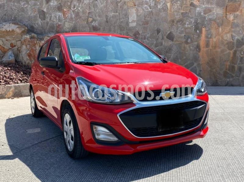 Chevrolet Spark LT usado (2020) color Rojo precio $172,000