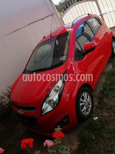 Chevrolet Spark LTZ usado (2015) color Rojo precio $108,000