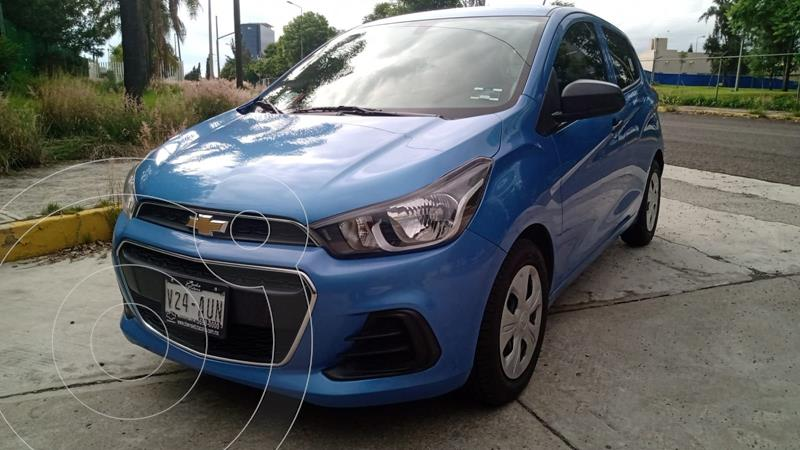 Foto Chevrolet Spark LT usado (2018) color Azul Acero precio $154,000