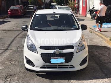 Chevrolet Spark LT usado (2015) color Blanco precio $85,000