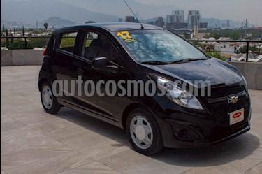 Chevrolet Spark LT usado (2017) color Negro precio $114,700