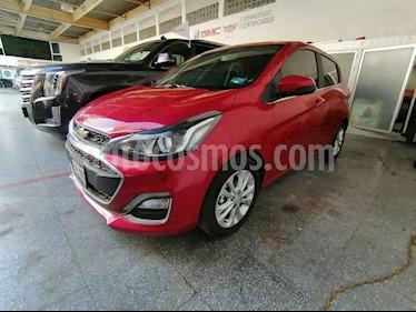 Chevrolet Spark 5p LTZ L4/1.4 Aut usado (2019) color Blanco precio $187,500
