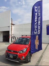 Chevrolet Spark Active nuevo color Rojo precio $264,300