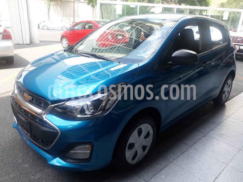 Chevrolet Spark LT usado (2019) color Azul precio $189,000
