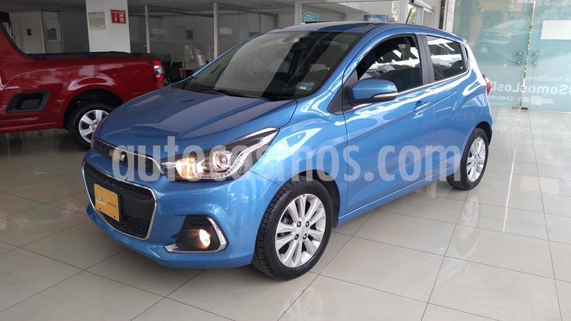 Chevrolet Spark LTZ usado (2018) color Azul precio $175,000