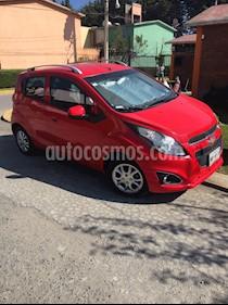 Chevrolet Spark Paq C usado (2014) color Rojo precio $100,000