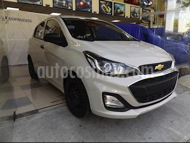 Chevrolet Spark LT CVT usado (2019) color Beige precio $175,000