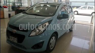 Chevrolet Spark 5 pts. LT B TM usado (2014) color Azul precio $104,900
