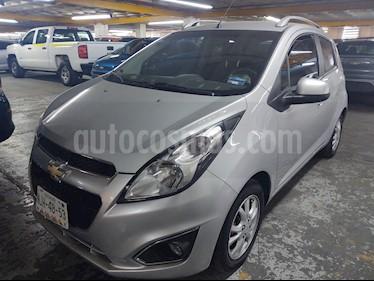 foto Chevrolet Spark LTZ usado (2017) color Plata Metálico precio $126,900