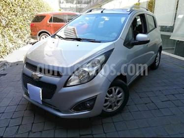 Foto Chevrolet Spark 5p LTZ L4/1.2 Man usado (2013) color Plata precio $110,000