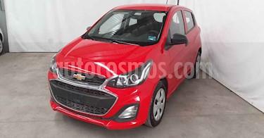 Chevrolet Spark 5p LT L4/1.4 Aut usado (2019) color Rojo precio $174,900