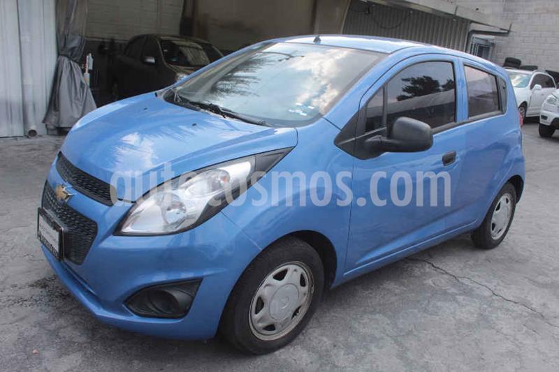 Chevrolet Spark LS usado (2015) color Azul precio $99,000