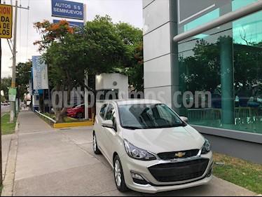 Chevrolet Spark Premier usado (2019) color Plata precio $209,000