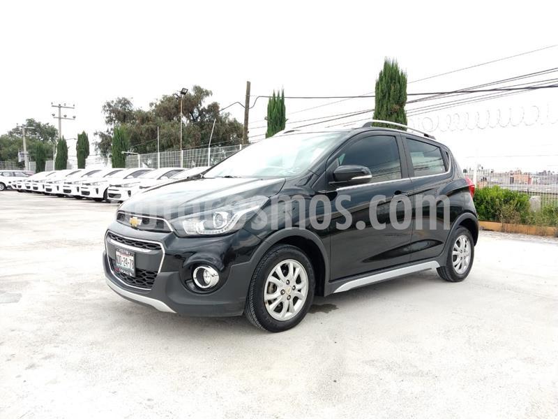 Chevrolet Spark Active usado (2018) color Negro precio $183,000