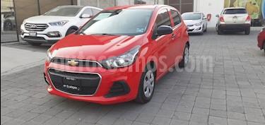 Chevrolet Spark LT CVT usado (2017) color Rojo Flama precio $165,000