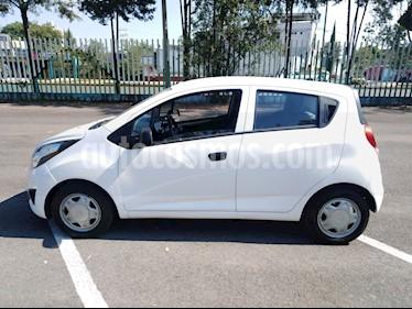Foto Chevrolet Spark LT CVT Aa Bolsas de Aire ABS usado (2016) color Blanco precio $92,000