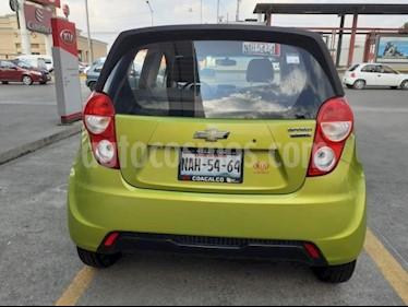 Foto Chevrolet Spark 5p LT L4/1.4 Man usado (2017) color Verde precio $135,000