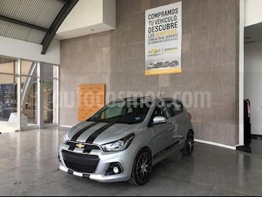 Chevrolet Spark LTZ usado (2017) color Plata precio $185,000