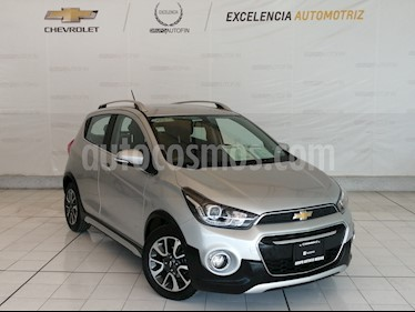 Foto Chevrolet Spark Active usado (2019) color Plata precio $218,000