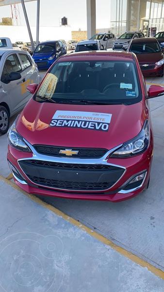 Foto Chevrolet Spark Premier usado (2020) color Rojo precio $225,000