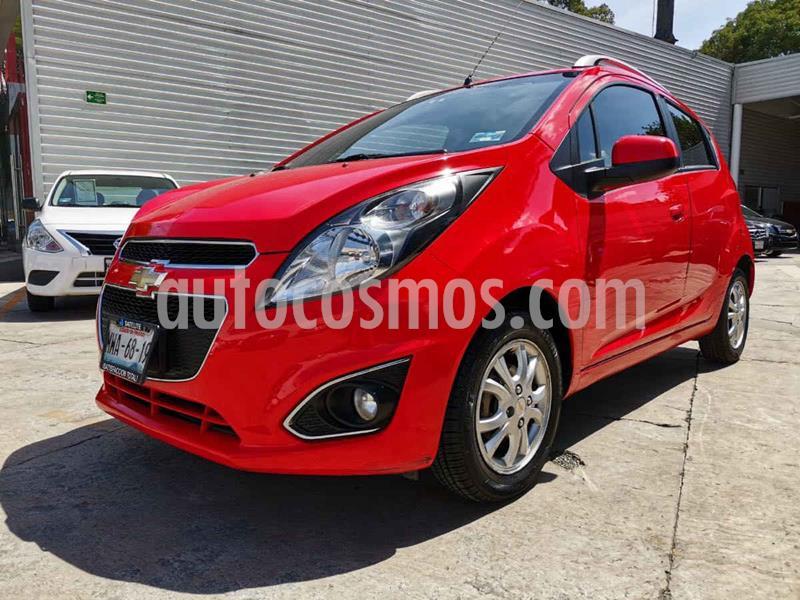 Chevrolet Spark LTZ usado (2015) color Rojo precio $119,000