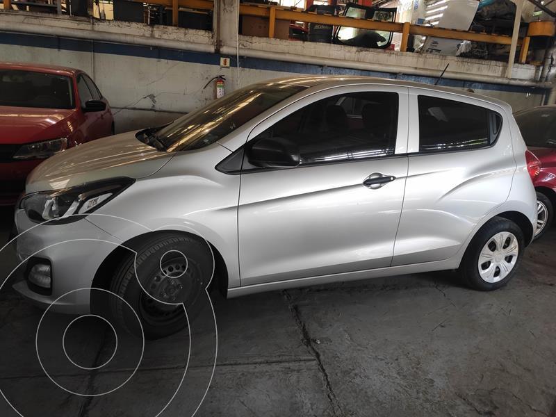 Chevrolet Spark Premier usado (2019) color Plata Brillante precio $175,800