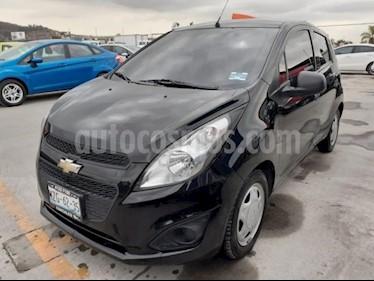Chevrolet Spark 5P HB LT CLASICO 1.2L TM5 A/AC. usado (2016) color Negro precio $115,000