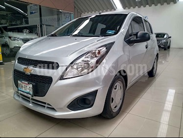 Chevrolet Spark 5p LT L4/1.4 Man usado (2018) color Plata precio $149,000