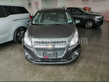 Chevrolet Spark LTZ usado (2014) color Negro precio $99,000