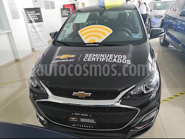 Chevrolet Spark Premier usado (2020) color Negro precio $240,000