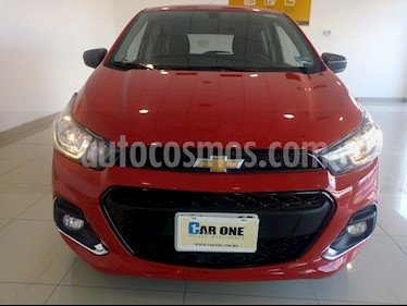Chevrolet Spark LT usado (2017) color Rojo precio $165,000