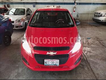 Chevrolet Spark LT usado (2017) color Rojo precio $121,000