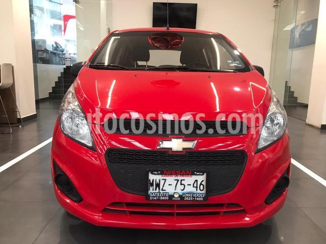 Chevrolet Spark 5P LS CLASICO CARGO AT usado (2016) color Rojo precio $100,000