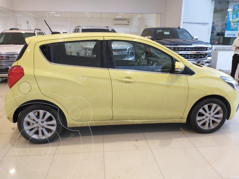 Chevrolet Spark LTZ usado (2017) color Amarillo precio $160,000