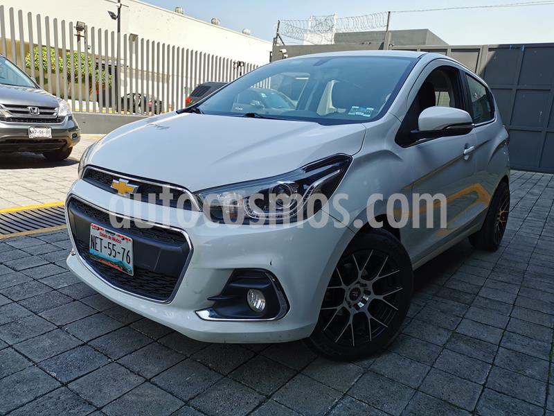 Chevrolet Spark LTZ usado (2017) color Blanco precio $160,000